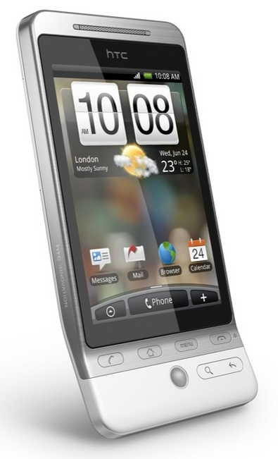 HTC Hero arrive avec HTC Sense, Flash Player et Multi Touch