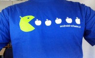 Android PacMan mange Apple ;)
