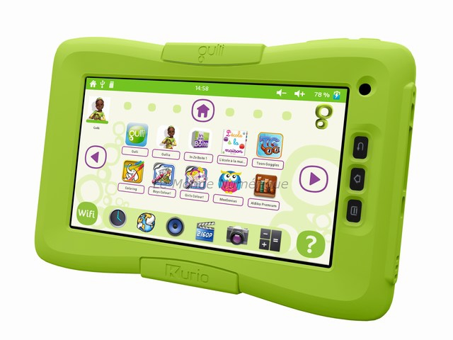 tablette tactile enfant gulli