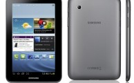 Le point sur la tablette tactile Samsung Galaxy Tab 2