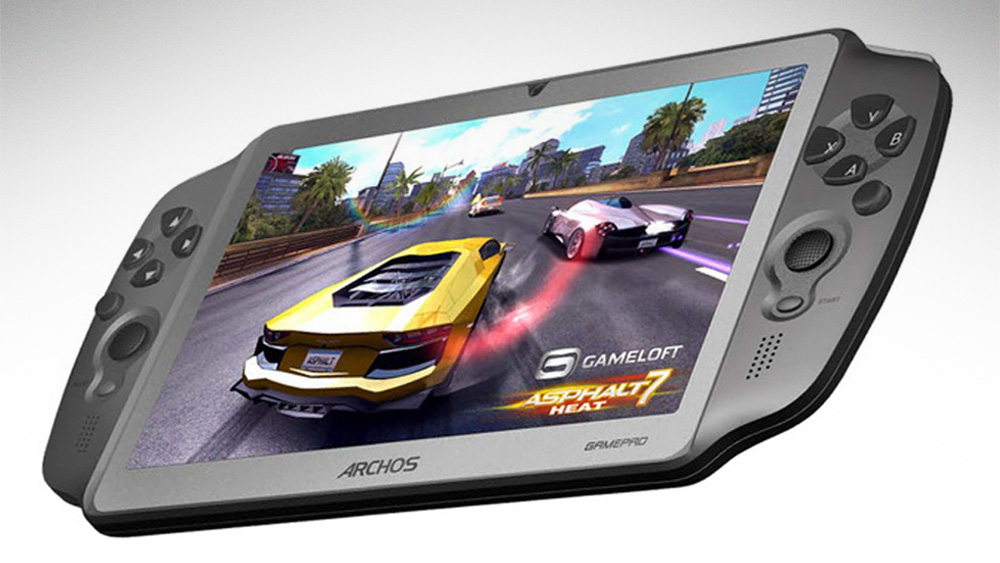 tag archos gamepad